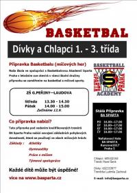 Basketbal Laudova